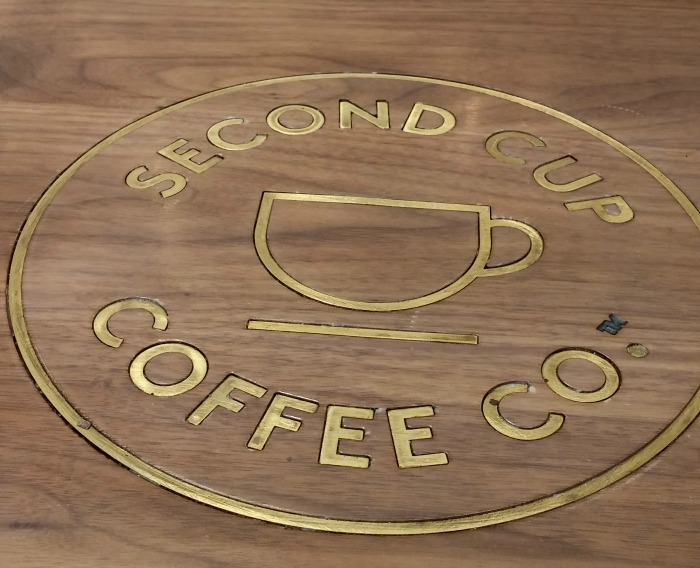 Rebrand of Second Cup