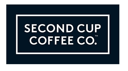 rebrand of Second Cup - New Logo