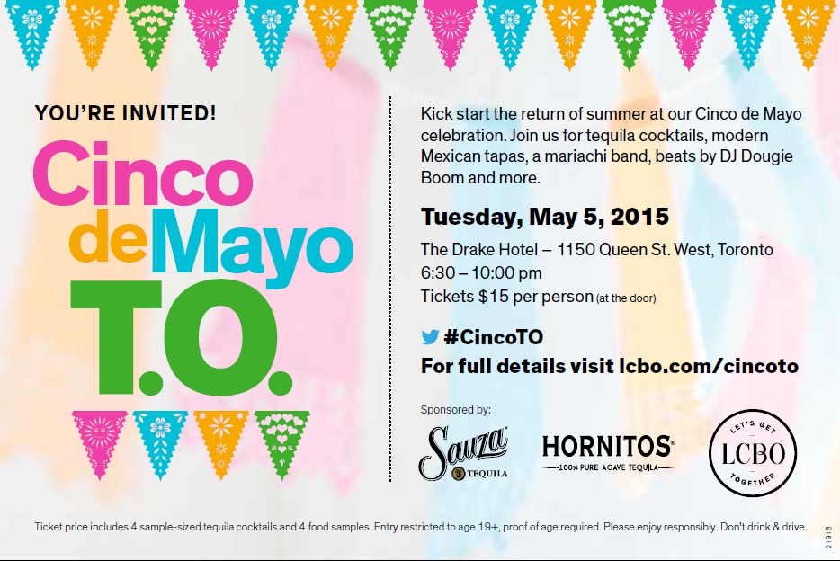Cinco De Mayo T.O. Event