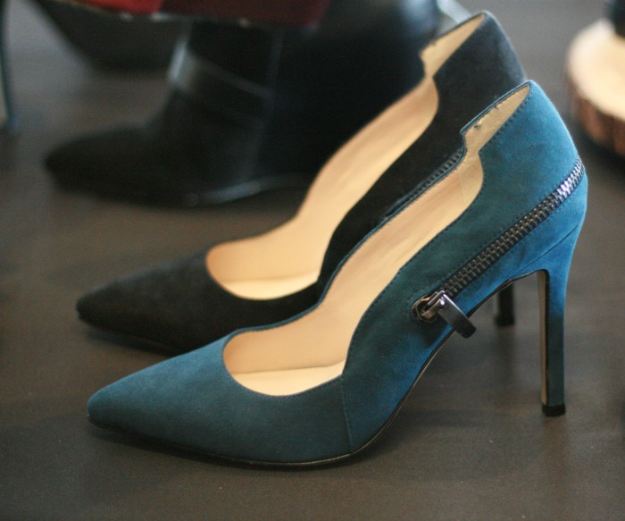 Fall Trends 2015 William Rast Zipper Detail Shoe // Elaine Loves