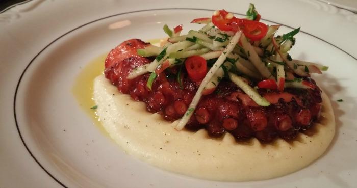 Porzia Parkdale Toronto Octopus // Elaine Loves