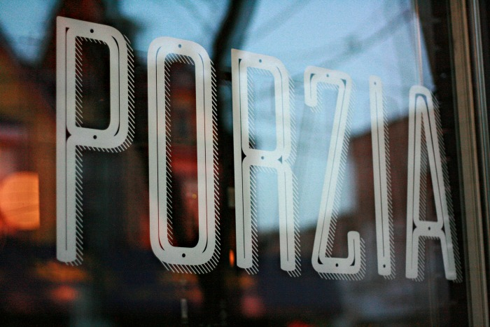 Dining At Porzia Parkdale