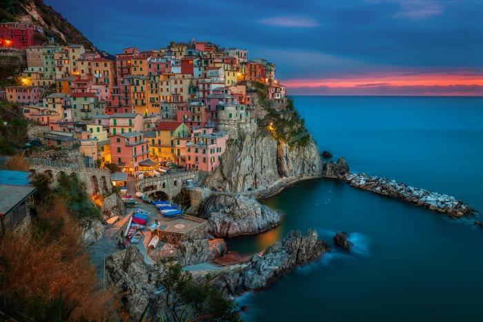 Wanderlusting: Cinque Terre Italy