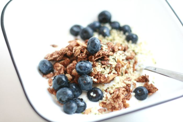 Healthy Breakfast with Oatbox - Elaine Loves