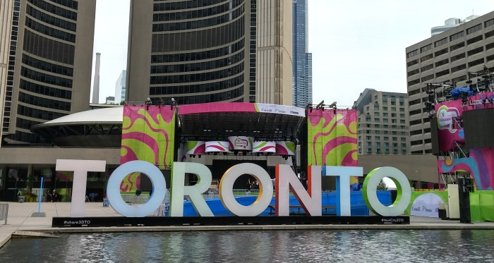 Playing Tourist In Toronto – Pan Am 2015