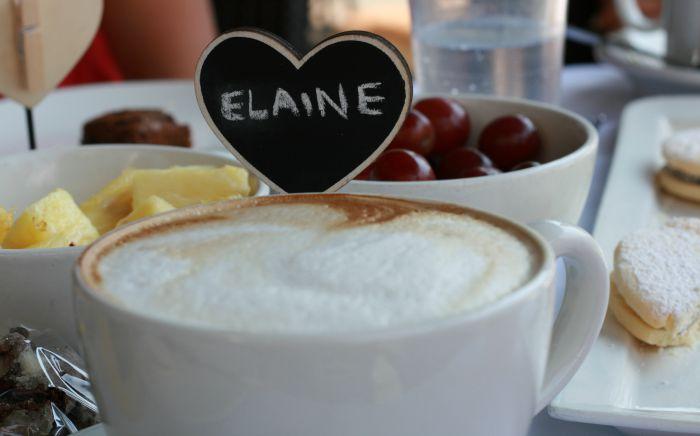 Aroma Espresso Bar // Elaine Loves