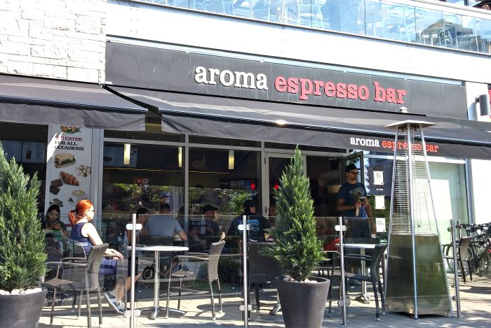 Why Aroma Espresso Bar Is More Than Just A Coffee Shop