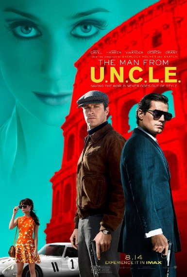 The Man From U.N.C.L.E // Elaine Loves
