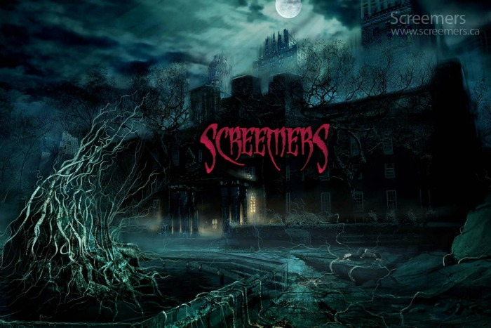 A Scary Night Out With Screemers