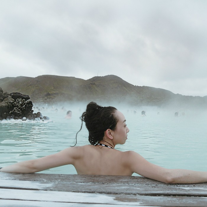Visiting The Blue Lagoon // ElaineLoves