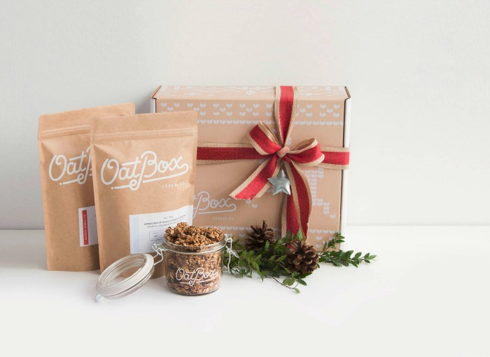 OatBox Holiday Box // Elaine Loves