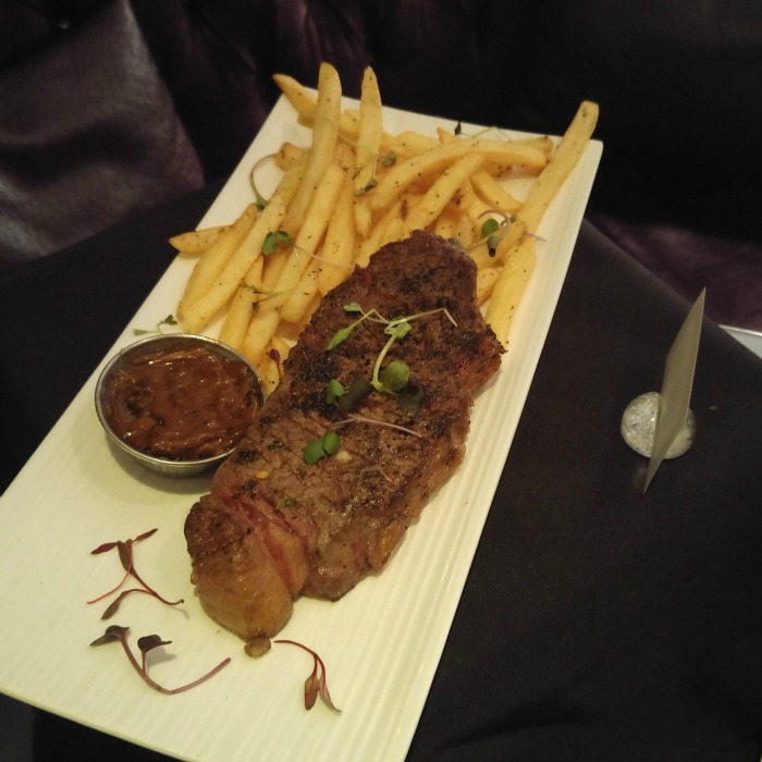Food; dinner; eats; MoRoCo; chocolate boutique; Winter menu;