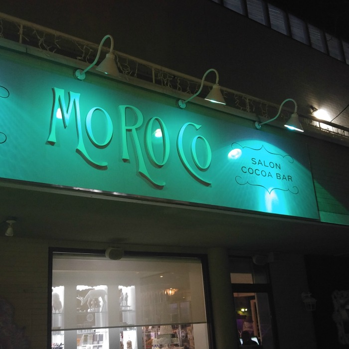Winter Menu at MoRoCo