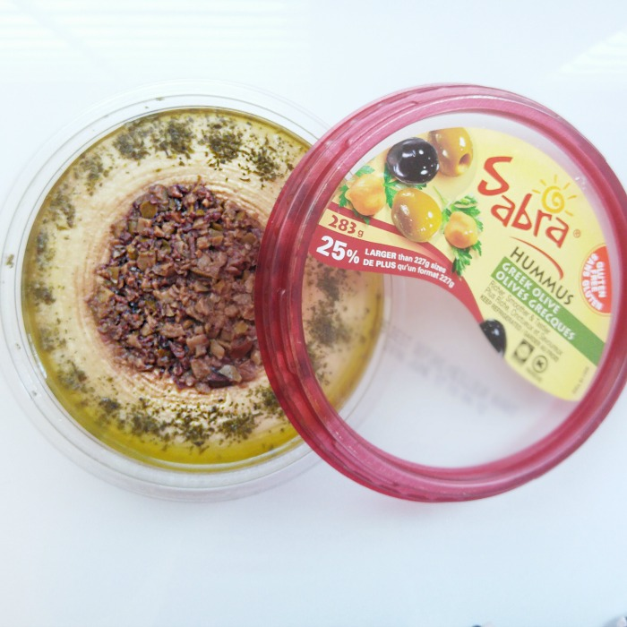 Entertaining with Sabra