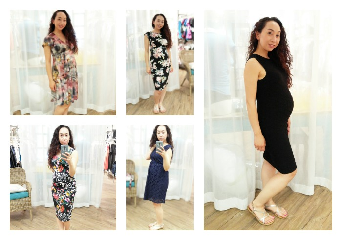 Shopping for Special Occasion Maternity Dresses // ElaineLoves