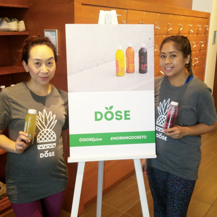 Dose Juice in Toronto // ElaineLoves