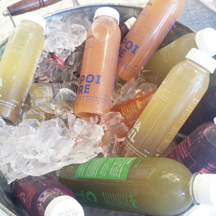 Dose Juice in Toronto // ElaineLoves