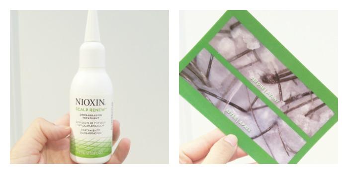 Olaplex and Nioxin Salon Treatments // ElaineLoves