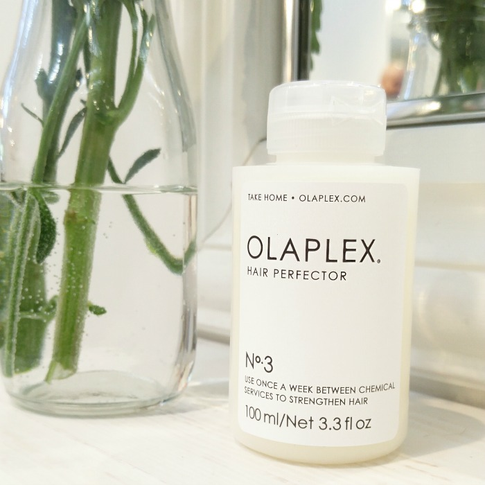 Olaplex and Nioxin Salon Treatments // ElaineLoves
