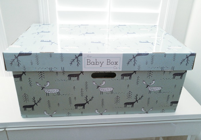 Baby Box Bassinet Canada // ElaineLoves
