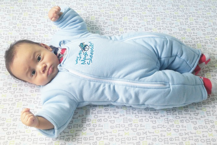 Magic Sleepsuit Review