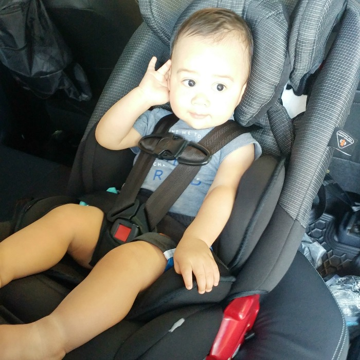 Planning A Road Trip With Baby | Elaine Loves