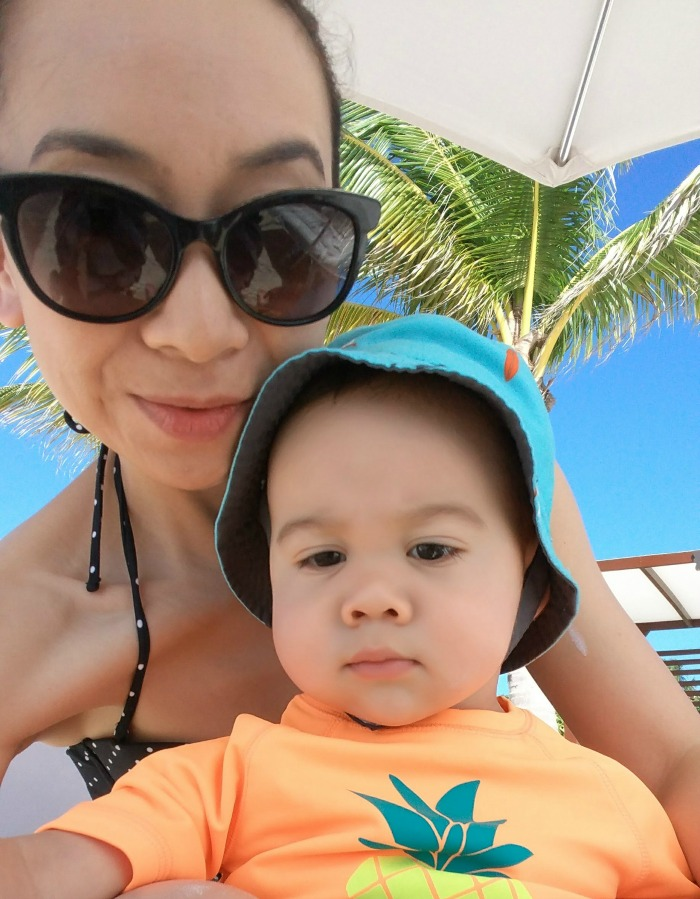 Tips For An All Inclusive Vacation With A Toddler | Elaine Loves