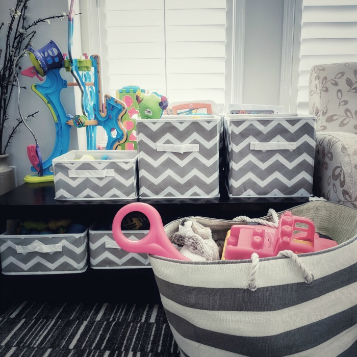 Organizing Toys In Your Living Space | Elaine Loves
